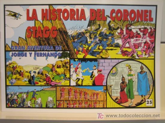 JORGE Y FERNANDO Nº 25 - EDITORIAL MAGERIT (Tebeos y Comics - Magerit - Jorge y Fernando)