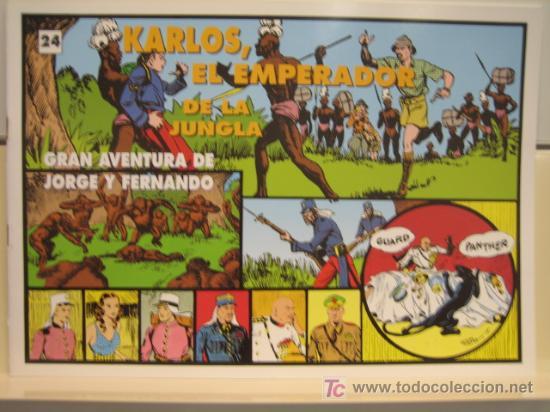 JORGE Y FERNANDO Nº 24 - EDITORIAL MAGERIT (Tebeos y Comics - Magerit - Jorge y Fernando)