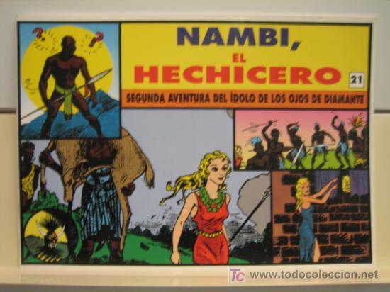 JORGE Y FERNANDO Nº 21 - EDITORIAL MAGERIT (Tebeos y Comics - Magerit - Jorge y Fernando)