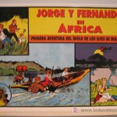 Cómics: JORGE Y FERNANDO Nº 20 - EDITORIAL MAGERIT. Lote 155283296