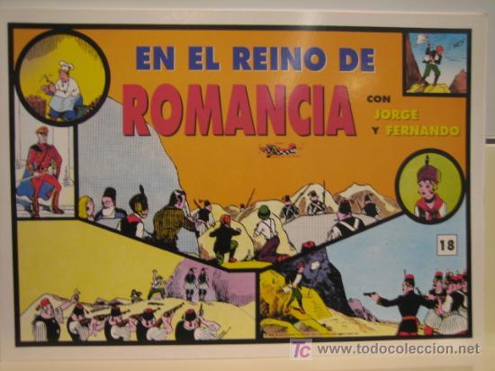 JORGE Y FERNANDO Nº 18 - EDITORIAL MAGERIT (Tebeos y Comics - Magerit - Jorge y Fernando)