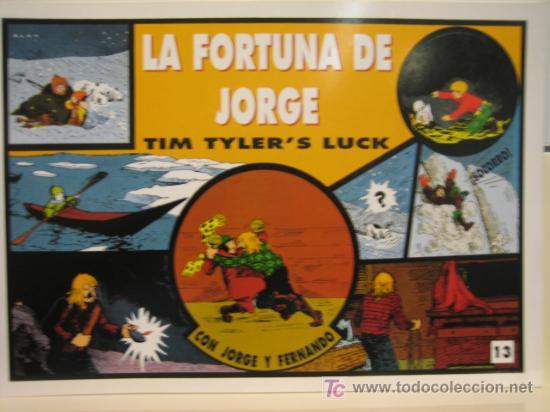 JORGE Y FERNANDO Nº 13 - EDITORIAL MAGERIT (Tebeos y Comics - Magerit - Jorge y Fernando)