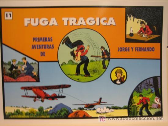 JORGE Y FERNANDO Nº 11 - EDITORIAL MAGERIT (Tebeos y Comics - Magerit - Jorge y Fernando)