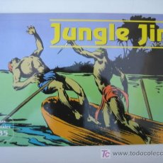 Comics - JUNGLE JIM (JIM DE LA JUNGLA) Nº 3 - EDITORIAL MAGERIT - 21935017