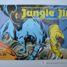 Cómics: JUNGLE JIM (JIM DE LA JUNGLA) Nº 7 - EDITORIAL MAGERIT. Lote 23225455