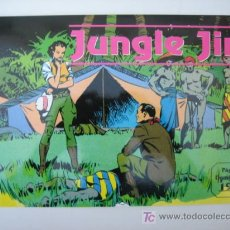 Cómics: JUNGLE JIM (JIM DE LA JUNGLA) Nº 10 - EDITORIAL MAGERIT. Lote 23225458