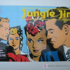 Comics - JUNGLE JIM (JIM DE LA JUNGLA) Nº 18 - EDITORIAL MAGERIT - 34259009