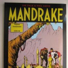 Cómics: MANDRAKE Nº 1 PAGINAS DOMINICALES - A COLOR - EDITORIAL MAGERIT. Lote 23263362