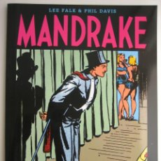 Cómics: MANDRAKE Nº 5 PAGINAS DOMINICALES - A COLOR - EDITORIAL MAGERIT. Lote 23263363