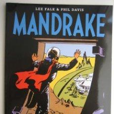 Cómics: MANDRAKE Nº 4 PAGINAS DOMINICALES - A COLOR - EDITORIAL MAGERIT. Lote 23263364