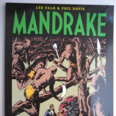 Cómics: MANDRAKE Nº 3 PAGINAS DOMINICALES - A COLOR - EDITORIAL MAGERIT. Lote 23263365