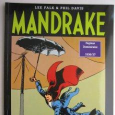 Cómics: MANDRAKE Nº 2 PAGINAS DOMINICALES - A COLOR - EDITORIAL MAGERIT. Lote 23263366