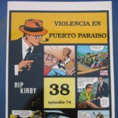 Cómics: RIP KIRBY - EDIT. MAGERIT - EPISODIO Nº 74 (J. PRENTICE) ¡¡OFERTA!!. Lote 26039560