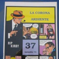 Cómics: RIP KIRBY - EDIT. MAGERIT - EPISODIO Nº 73 (J. PRENTICE) ¡¡OFERTA!!. Lote 26039561