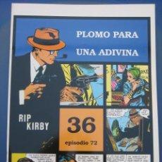 Cómics: RIP KIRBY - EDIT. MAGERIT - EPISODIO Nº 72 (J. PRENTICE) ¡¡OFERTA!!. Lote 26039562