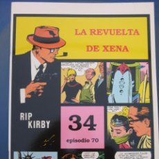 Cómics: RIP KIRBY - EDIT. MAGERIT - EPISODIO Nº 70 (J. PRENTICE) ¡¡OFERTA!!. Lote 26057657