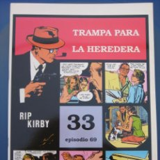 Cómics: RIP KIRBY - EDIT. MAGERIT - EPISODIO Nº 69 (J. PRENTICE) ¡¡OFERTA!!. Lote 26057658
