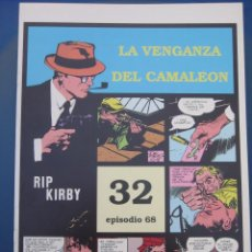 Cómics: RIP KIRBY - EDIT. MAGERIT - EPISODIO Nº 68 (J. PRENTICE) ¡¡OFERTA!!. Lote 26057659