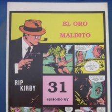 Cómics: RIP KIRBY - EDIT. MAGERIT - EPISODIO Nº 67 (J. PRENTICE) ¡¡OFERTA!!. Lote 26057660