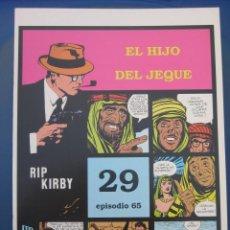 Cómics: RIP KIRBY - EDIT. MAGERIT - EPISODIO Nº 65 (J. PRENTICE) ¡¡OFERTA!!. Lote 26057662