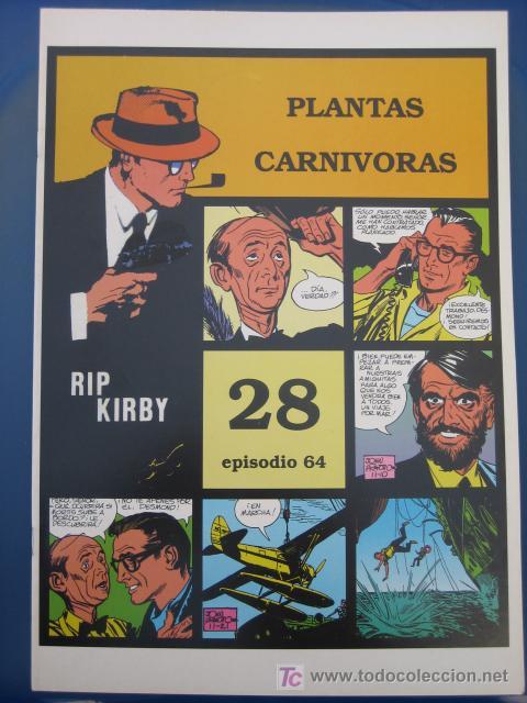 RIP KIRBY - EDIT. MAGERIT - EPISODIO Nº 64 (J. PRENTICE) ¡¡OFERTA!! (Tebeos y Comics - Magerit - Rip Kirby)