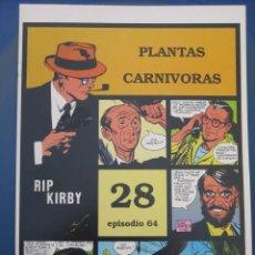 Cómics: RIP KIRBY - EDIT. MAGERIT - EPISODIO Nº 64 (J. PRENTICE) ¡¡OFERTA!!. Lote 26057663