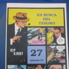 Cómics: RIP KIRBY - EDIT. MAGERIT - EPISODIO Nº 63 (J. PRENTICE) ¡¡OFERTA!!. Lote 26057664