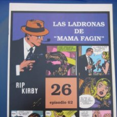 Cómics: RIP KIRBY - EDIT. MAGERIT - EPISODIO Nº 62 (J. PRENTICE) ¡¡OFERTA!!. Lote 26057665