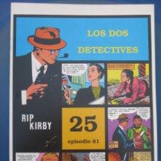 Cómics: RIP KIRBY - EDIT. MAGERIT - EPISODIO Nº 61 (J. PRENTICE) ¡¡OFERTA!!. Lote 26083557