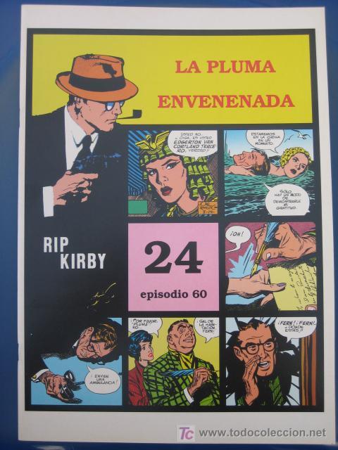 RIP KIRBY - EDIT. MAGERIT - EPISODIO Nº 60 (J. PRENTICE) ¡¡OFERTA!! (Tebeos y Comics - Magerit - Rip Kirby)