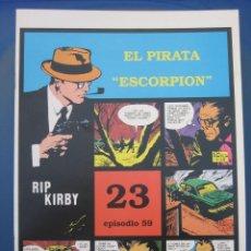Cómics: RIP KIRBY - EDIT. MAGERIT - EPISODIO Nº 59 (J. PRENTICE) ¡¡OFERTA!!. Lote 26083559