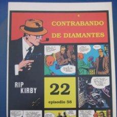 Cómics: RIP KIRBY - EDIT. MAGERIT - EPISODIO Nº 58 (J. PRENTICE) ¡¡OFERTA!!. Lote 26083560