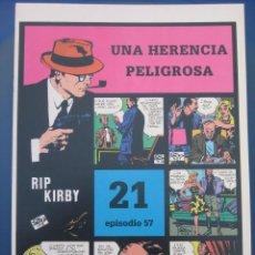 Cómics: RIP KIRBY - EDIT. MAGERIT - EPISODIO Nº 57 (J. PRENTICE) ¡¡OFERTA!!. Lote 26111260