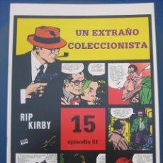 Cómics: RIP KIRBY - EDIT. MAGERIT - EPISODIO Nº 51 (J. PRENTICE) OFERTA. Lote 27359477