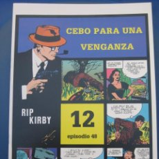 Cómics: RIP KIRBY - EDIT. MAGERIT - EPISODIO Nº 48 (J. PRENTICE) OFERTA. Lote 27359513