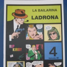 Cómics: RIP KIRBY - EDIT. MAGERIT - EPISODIO Nº 40 (J. PRENTICE) ¡¡OFERTA!!. Lote 26148676