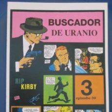 Cómics: RIP KIRBY - EDIT. MAGERIT - EPISODIO Nº 39 (J. PRENTICE) ¡¡OFERTA!!. Lote 26148677
