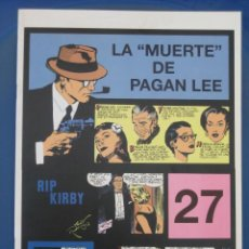 Cómics: RIP KIRBY - EDIT. MAGERIT - EPISODIO Nº 27 (A. RAYMOND) ¡¡OFERTA!!. Lote 37760698