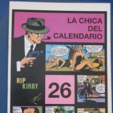 Cómics: RIP KIRBY - EDIT. MAGERIT - EPISODIO Nº 26 (A. RAYMOND) ¡¡OFERTA!!. Lote 37760702