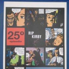 Cómics: RIP KIRBY - EDIT. MAGERIT - EPISODIO Nº 25 (A. RAYMOND) ¡¡OFERTA!!. Lote 37760707