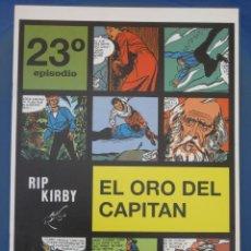 Cómics: RIP KIRBY - EDIT. MAGERIT - EPISODIO Nº 23 (A. RAYMOND) ¡¡OFERTA!!. Lote 37760717