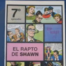 Cómics: RIP KIRBY - EDIT. MAGERIT - EPISODIO Nº 7 (A. RAYMOND) ¡¡OFERTA!!. Lote 26249625
