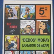 Cómics: RIP KIRBY - EDIT. MAGERIT - EPISODIO Nº 5 (A. RAYMOND) ¡¡OFERTA!!. Lote 26249627