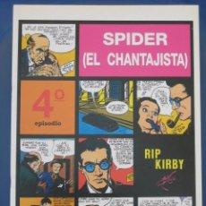 Cómics: RIP KIRBY - EDIT. MAGERIT - EPISODIO Nº 4 (A. RAYMOND) ¡¡OFERTA!!. Lote 26249628