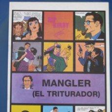 Cómics: RIP KIRBY - EDIT. MAGERIT - EPISODIO Nº 3 (A. RAYMOND) ¡¡OFERTA!!. Lote 26293012