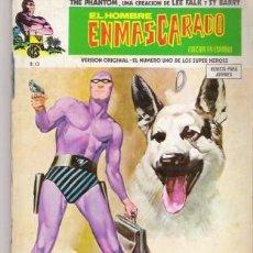 Cómics: THE PHANTOM, EL HOMBRE ENMASCARADO Nº 13. Lote 21873924
