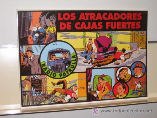 RADIO PATRULLA Nº 8 EDITORIAL MAGERIT (Tebeos y Comics - Magerit - Otros)
