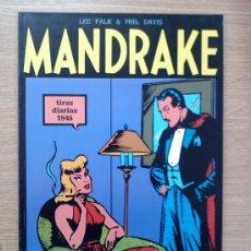 Cómics: MANDRAKE TIRAS DIARIAS TOMO 8. Lote 21455322
