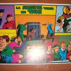 Cómics: RADIO PATRULLA Nº 17 LA MUERTE TOMA UN TAXI EDITORIAL MAGERIT. Lote 21649526