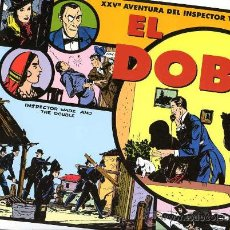 Cómics: INSPECTOR WADE - LOTE 5 ALBUMES - TIRAS DIARIAS - PERIODO 1935-1941 - MAGERIT 1995-2000. Lote 22790373
